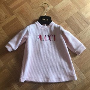 BNWT baby girl Pucci dress